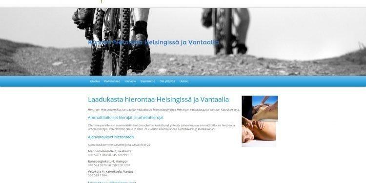 Helsingin Hierontakeskus